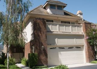 Pre Foreclosure in Westlake Village 91361 CANYON CREST CT - Property ID: 1649338398