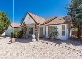 Pre Foreclosure in Prescott Valley 86315 N SUNRISE VIS - Property ID: 1649632283