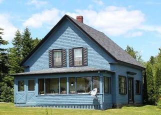 Pre Foreclosure in Machiasport 04655 PORT RD - Property ID: 1649683530