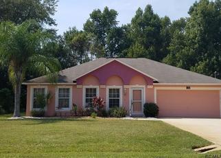 Pre Foreclosure in Palm Coast 32164 SEA TRL - Property ID: 1649787321