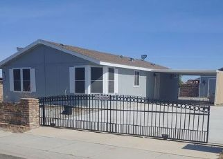 Pre Foreclosure in Yuma 85365 E 37TH PL - Property ID: 1649869671