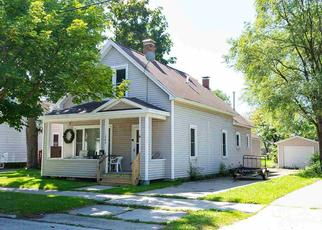 Pre Foreclosure in Green Bay 54302 HARVEY ST - Property ID: 1649875357