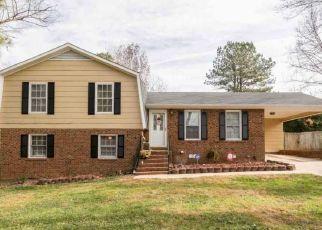 Pre Foreclosure in Garner 27529 WARE CT - Property ID: 1649915208