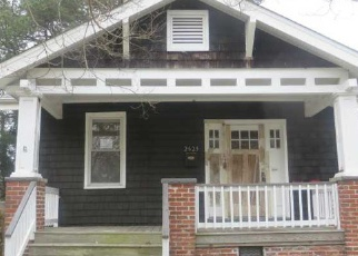 Pre Foreclosure in Norfolk 23509 VINCENT AVE - Property ID: 1649922667