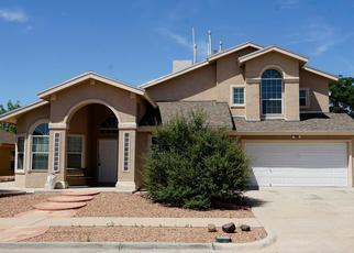 Pre Foreclosure in El Paso 79928 DESERT DANDELION ST - Property ID: 1650045739