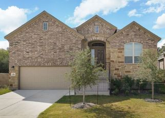 Pre Foreclosure in San Antonio 78253 TOWER CRK - Property ID: 1650049226