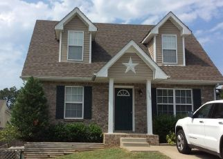 Pre Foreclosure in Clarksville 37040 RUSSET RIDGE DR - Property ID: 1650087785