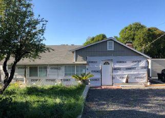 Pre Foreclosure in Napa 94559 HOPKINS LN - Property ID: 1650190257