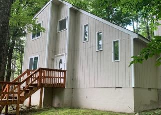 Pre Foreclosure in Lake Ariel 18436 GOOSE POND RD - Property ID: 1650366325