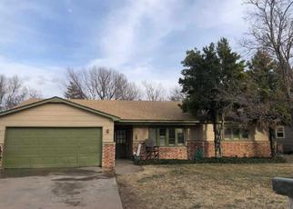 Pre Foreclosure in Woodward 73801 24TH ST - Property ID: 1650435527