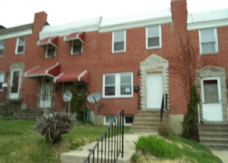 Pre Foreclosure in Baltimore 21213 KENTUCKY AVE - Property ID: 1650715844