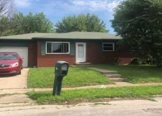 Pre Foreclosure in Indianapolis 46241 W HENRY ST - Property ID: 1651148101