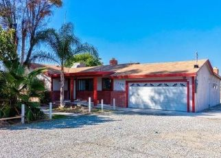 Pre Foreclosure in Hemet 92543 W FRUITVALE AVE - Property ID: 1651413974