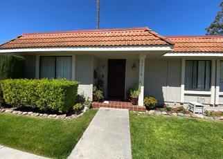 Pre Foreclosure in Aliso Viejo 92656 VIA SAN MARCO - Property ID: 1651483159