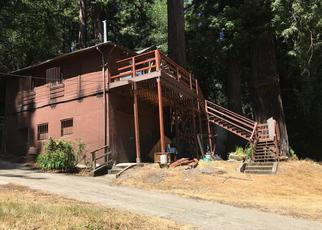 Pre Foreclosure in Guerneville 95446 HWY 116 - Property ID: 1651500240