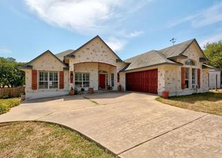 Pre Foreclosure in Dripping Springs 78620 TWIDWELL - Property ID: 1651633835