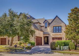 Pre Foreclosure in Frisco 75034 MONTREAUX DR - Property ID: 1651641264