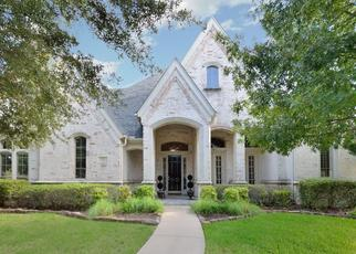 Pre Foreclosure in Southlake 76092 LORRAINE DR - Property ID: 1651644783