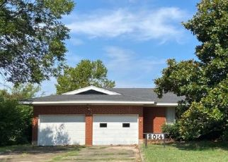 Pre Foreclosure in Sulphur 73086 LAKEVIEW DR - Property ID: 1651802444