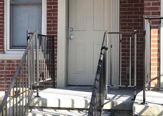 Pre Foreclosure in Columbus 43201 CLARK PL - Property ID: 1651806387