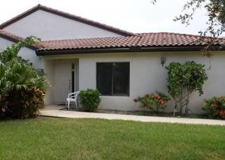 Pre Foreclosure in Fort Lauderdale 33319 LA MIRAGE DR - Property ID: 1652035899