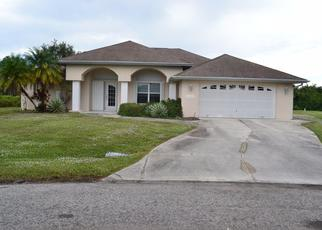 Pre Foreclosure in Punta Gorda 33983 CHILE DR - Property ID: 1652054275