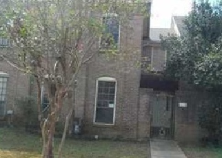 Pre Foreclosure in Montgomery 36116 E ABERDEEN DR - Property ID: 1652144955