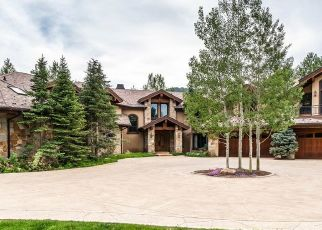 Pre Foreclosure in Park City 84060 MEADOW CREEK DR - Property ID: 1652226854