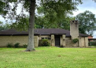 Pre Foreclosure in Beaumont 77706 STACEWOOD DR - Property ID: 1652238670
