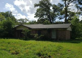 Pre Foreclosure in Shepherd 77371 CORRIGAN AVE - Property ID: 1652264960