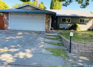 Pre Foreclosure in Vacaville 95687 WHITEHALL WAY - Property ID: 1652343787