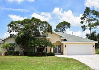 Pre Foreclosure in Port Saint Lucie 34953 SW CARLILE ST - Property ID: 1652407284