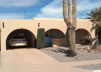 Pre Foreclosure in Green Valley 85614 E SANTA BELIA - Property ID: 1652503648