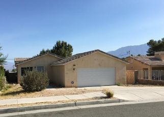 Pre Foreclosure in Desert Hot Springs 92240 3RD ST - Property ID: 1652864534
