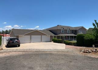 Pre Foreclosure in Cottonwood 86326 E LA JOLLA CIR - Property ID: 1652870672