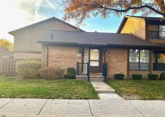 Pre Foreclosure in Warren 48091 GREENHILL RD - Property ID: 1652903964