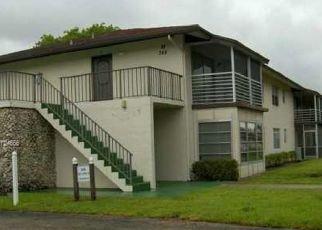Pre Foreclosure in Pompano Beach 33063 W LAUREL DR - Property ID: 1653152727