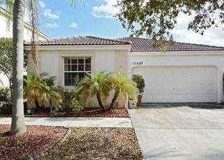 Pre Foreclosure in Hollywood 33028 NW 14TH CT - Property ID: 1653225871