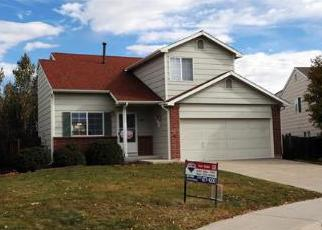 Pre Foreclosure in Parker 80138 CALLAWAY CT - Property ID: 1653300312