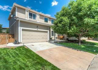 Pre Foreclosure in Littleton 80130 HUNTERWOOD DR - Property ID: 1653301635