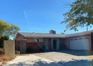 Pre Foreclosure in Lancaster 93535 RAYSACK AVE - Property ID: 1653323530