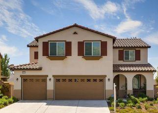 Pre Foreclosure in Menifee 92584 NIGHT PASSAGE CIR - Property ID: 1653356377