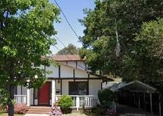 Pre Foreclosure in Burlingame 94010 E CAROL AVE - Property ID: 1653370390