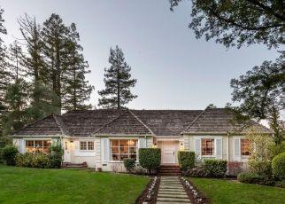Pre Foreclosure in Burlingame 94010 ELMWOOD RD - Property ID: 1653388797