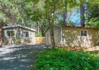 Pre Foreclosure in Paradise 95969 KIBLER RD - Property ID: 1653423837