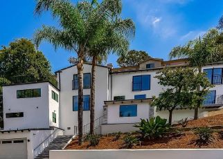 Pre Foreclosure in Los Angeles 90068 PRIMERA AVE - Property ID: 1653435207