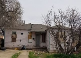 Pre Foreclosure in Amarillo 79107 N HAYES ST - Property ID: 1653599899