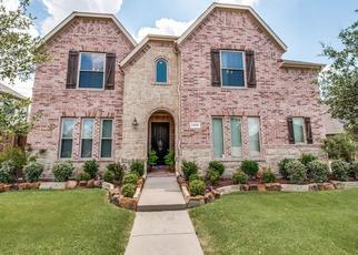 Pre Foreclosure in Little Elm 75068 EMERALD LAKE LN - Property ID: 1653625285