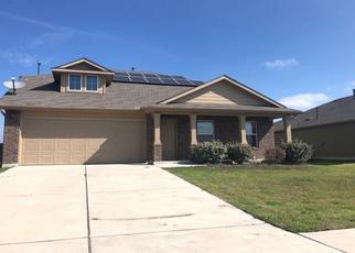 Pre Foreclosure in Hutto 78634 FOXGLOVE DR - Property ID: 1653649379
