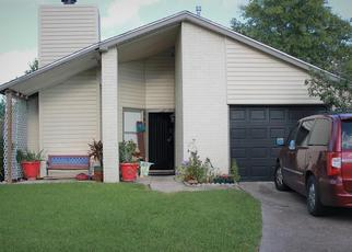 Pre Foreclosure in Baytown 77521 CAROUSEL CIR - Property ID: 1653689232
